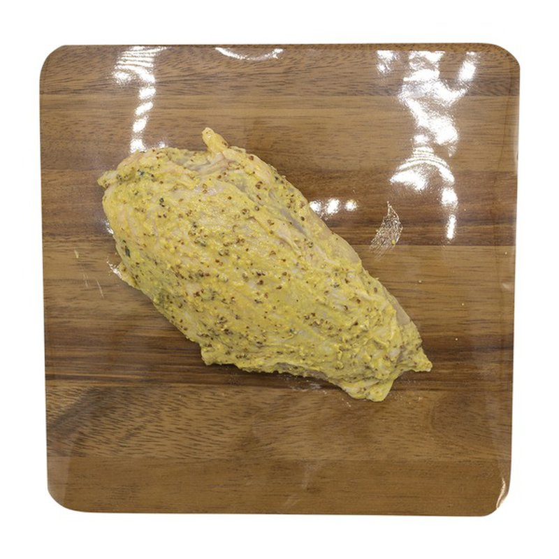 Pusateri's Chicken Breast Bone-In Dijon Style