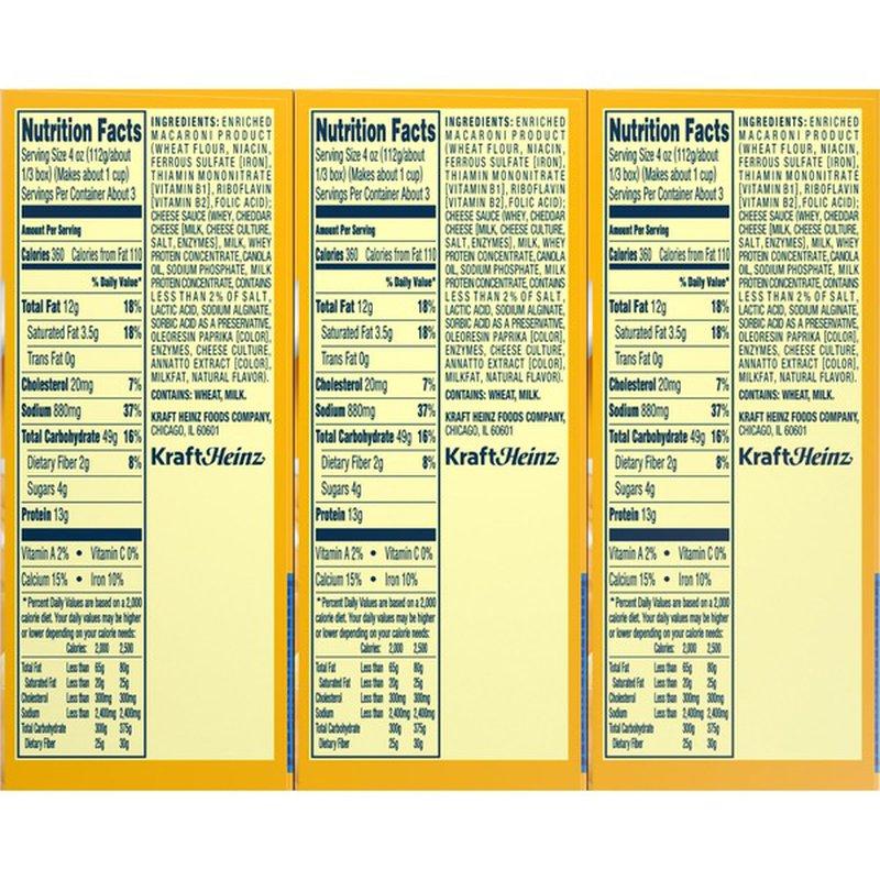 Kraft Velveeta Original Shells & Cheese Dinner