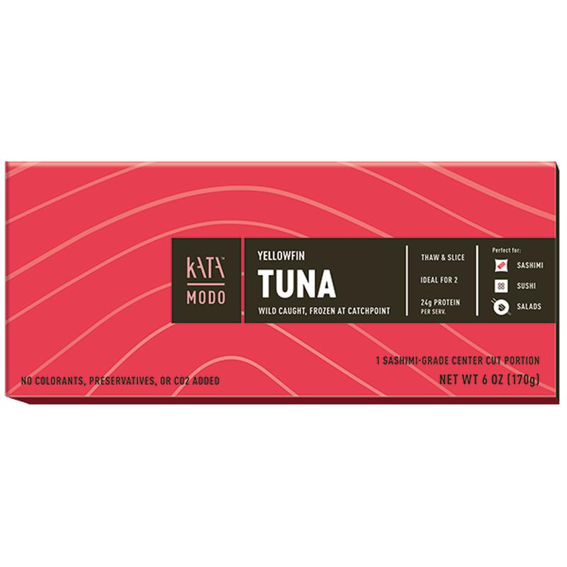 Sushi At Home Yellowfin Tuna