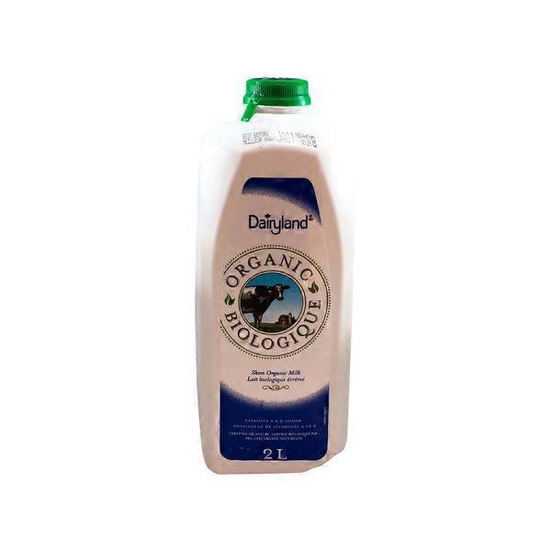 Dairyland Organic Skim Milk