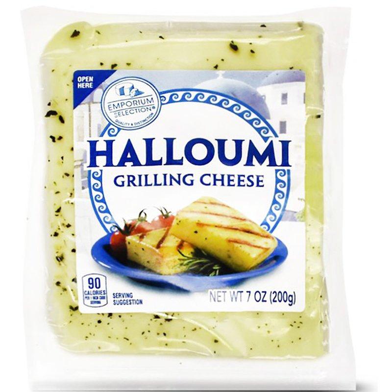 Emporium Selection Imported Greek Halloumi 7 Oz Instacart