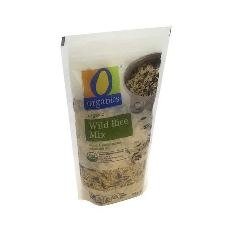 O Organics Organic Wild Rice Mix