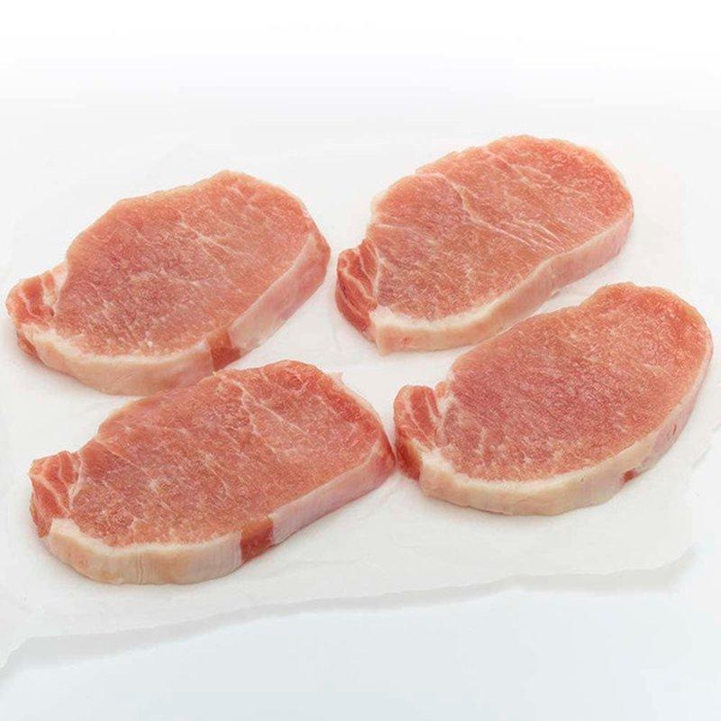 3 to 4 Per Pack Moist & Tender Pork Boneless Center Thick Cut Chops