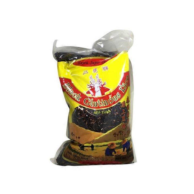 CTF Brand Black Glutinous Rice