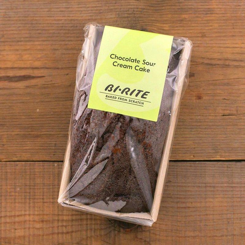 Bi-Rite Creamery Chocolate Sour Cream Loaf