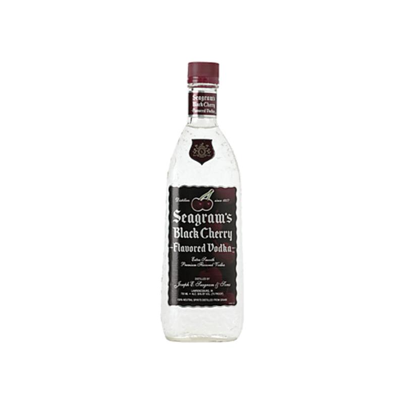 Seagram's Black Cherry Vodka