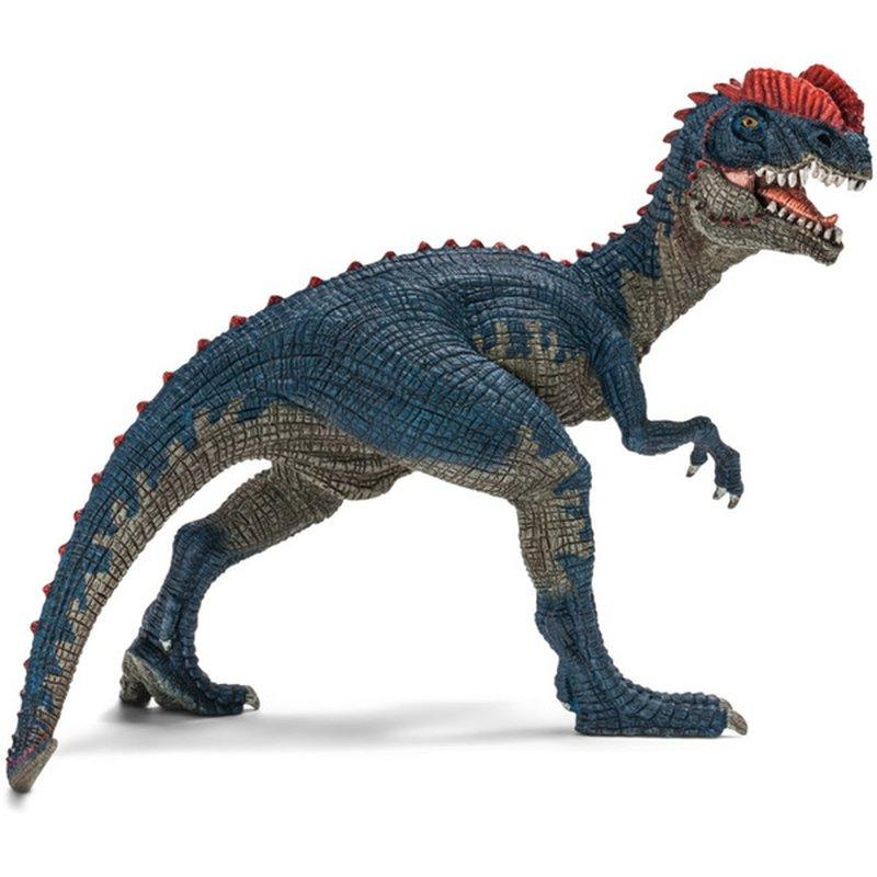 Schleich Dilophosaurus Toy Figure