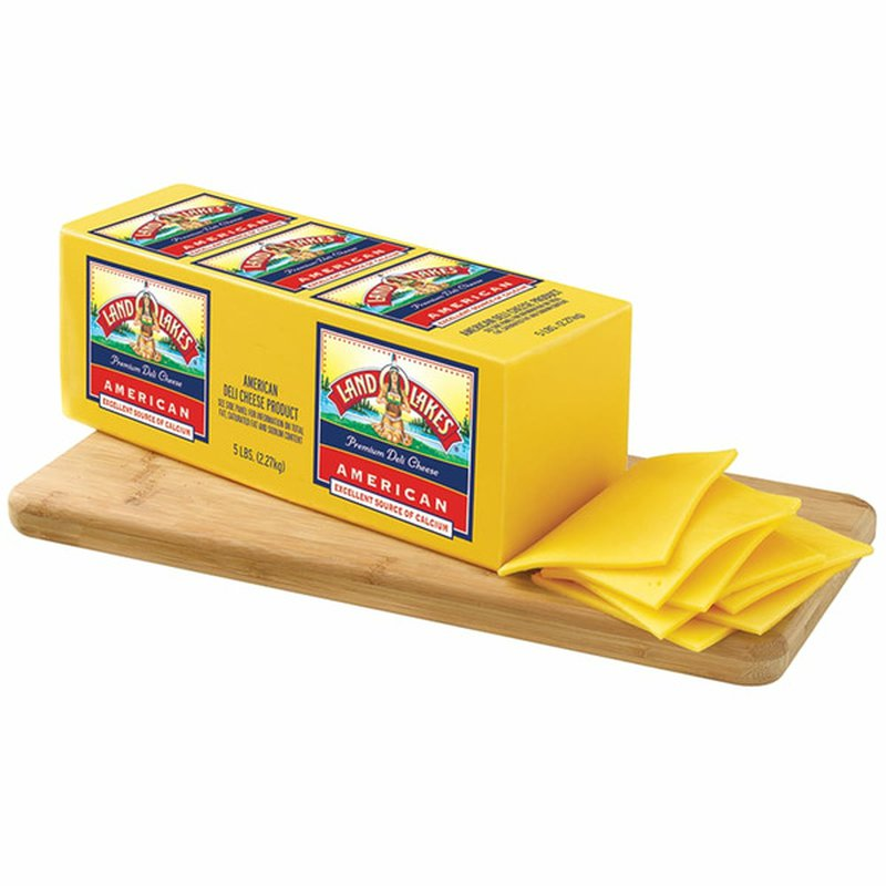 Land O Lakes Yellow American Cheese Loaf