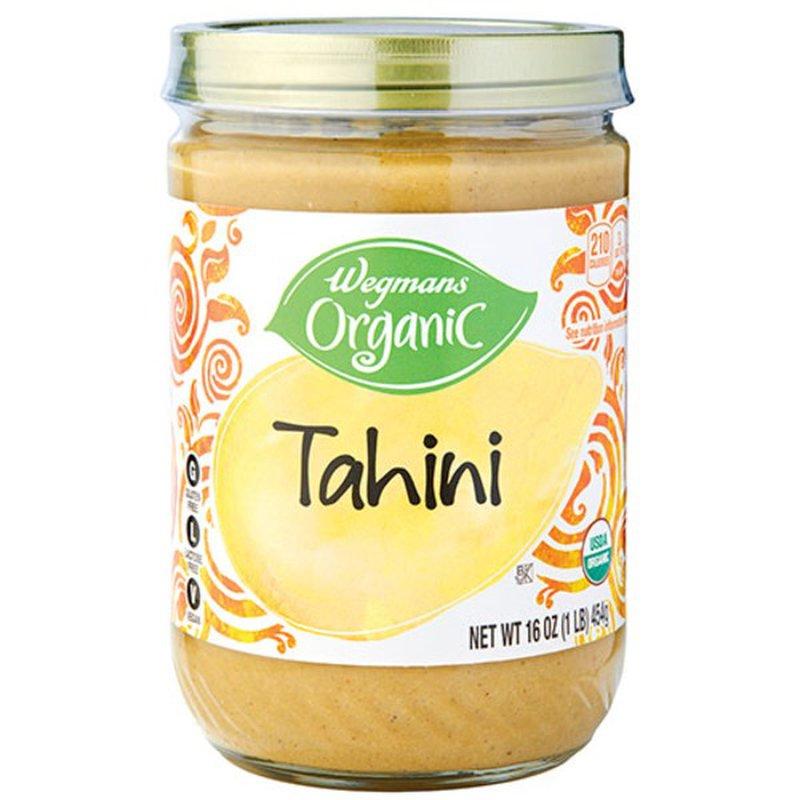 Wegmans Organic Tahini Butter