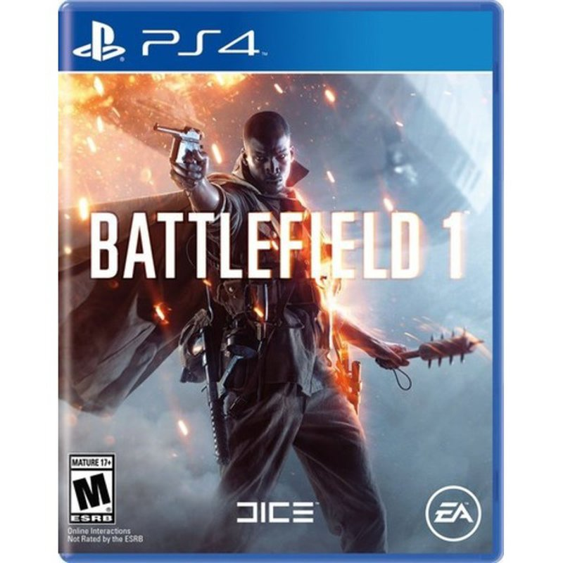 Electronic Arts Battlefield 1 for PlayStation 4