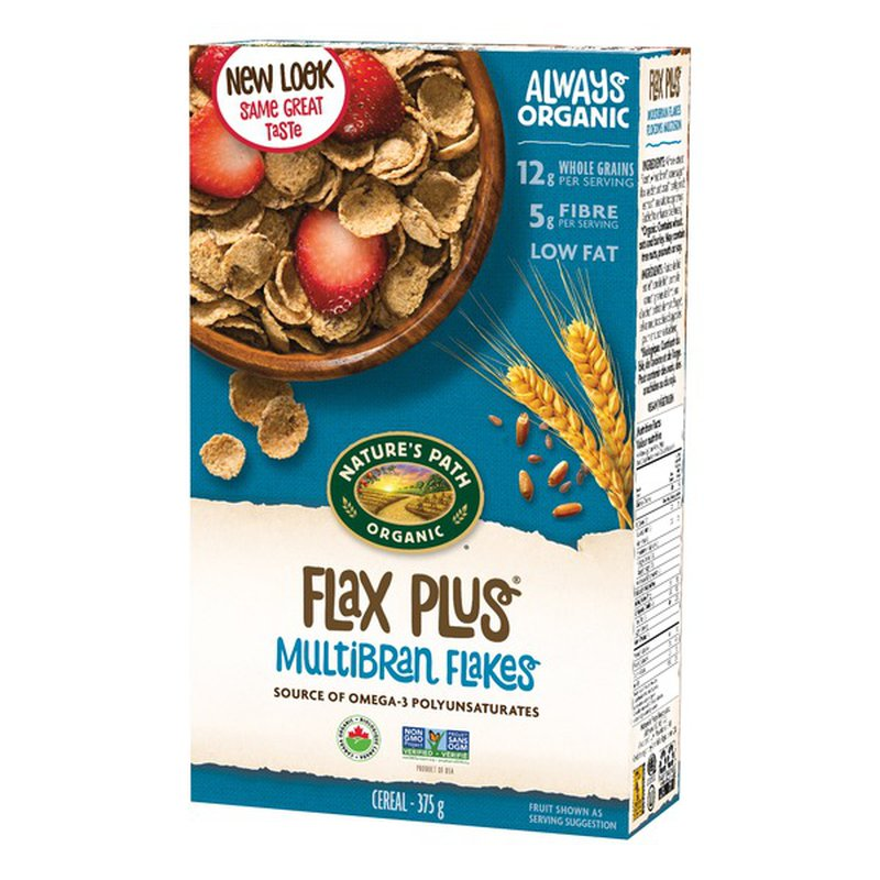 Nature's Path NP Flax Plus Cereal