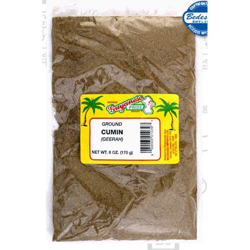 Guyanese Pride Ground Cumin Seeds