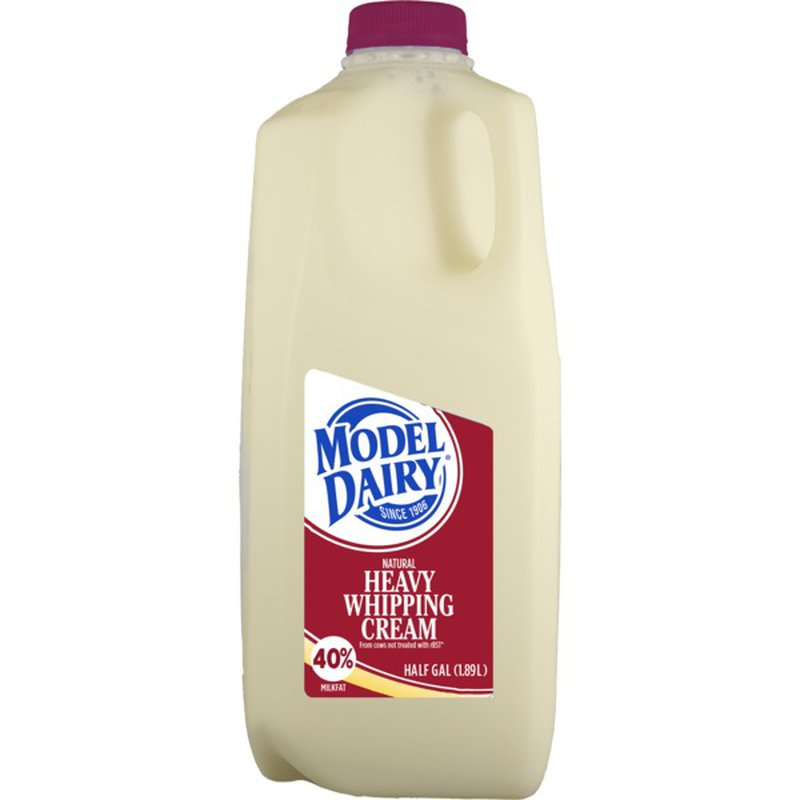 Model Dairy Heavy Whipping Cream