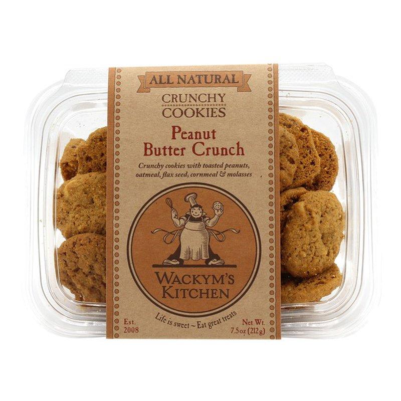 Wackym's Kitchen Peanut Butter
