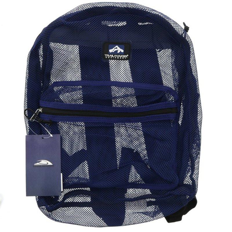 Trailmaker Mesh Backpack, Assorted Colors