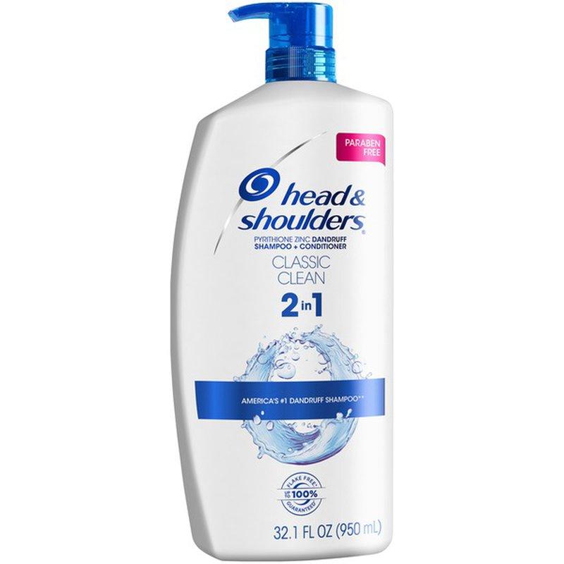 Head & Shoulders Classic Clean Anti-Dandruff 2 in 1