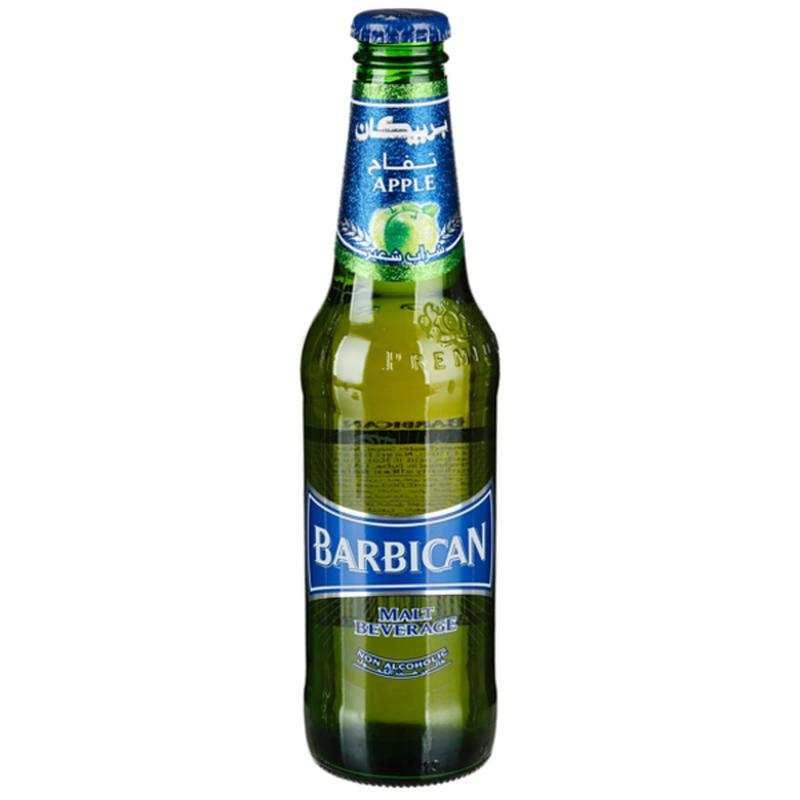 Barbican Apple Flavor Malt Beverage