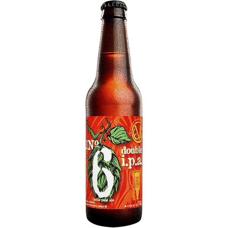 Evolution Craft Brewing Co. Double I.p.a.