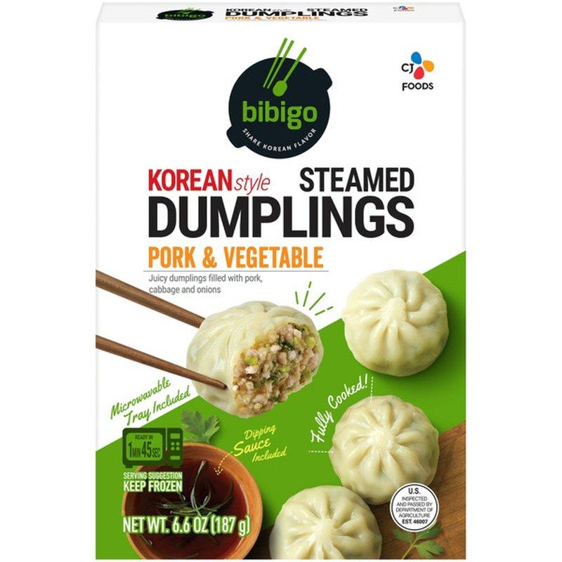 Bibigo Steamed Pork Dumpling
