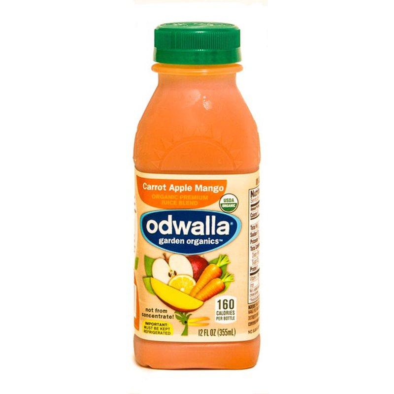Odwalla Organic Apple Mango