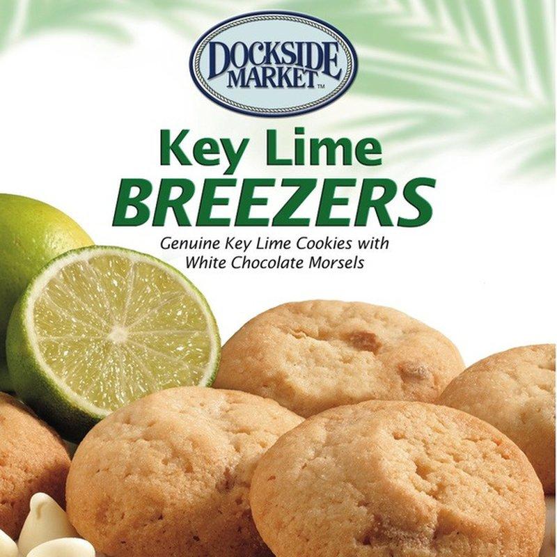 Dockside Key Lime Cookies