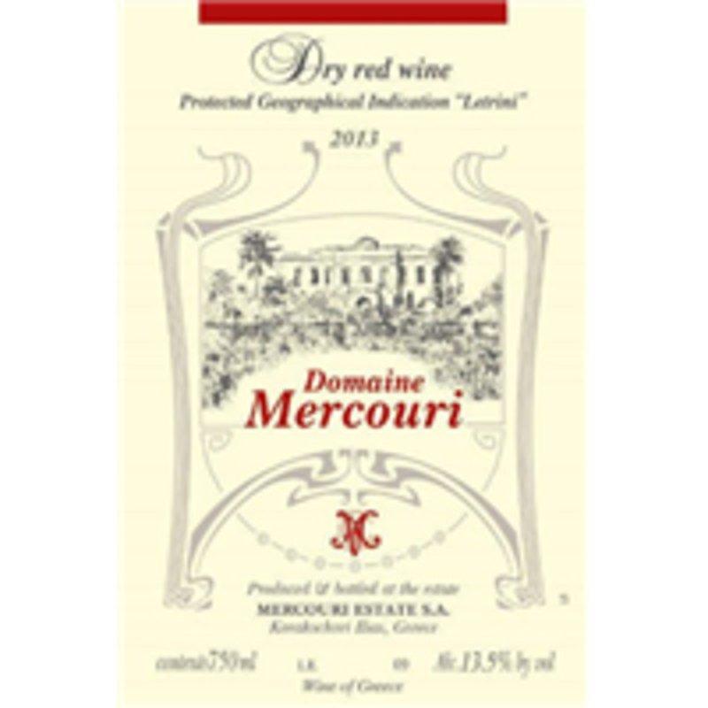 Mercouri Estate Red