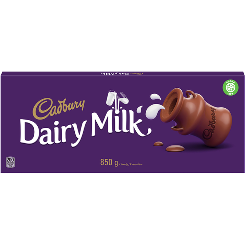 Cadbury Giant Dairy Milk Chocolate Bar