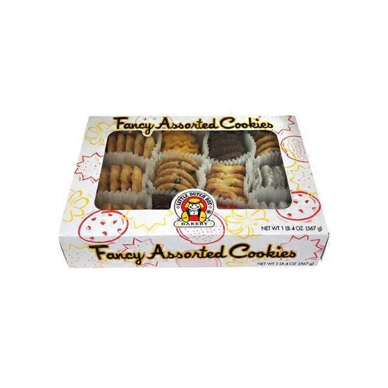 Little Dutch Boy Bakery Fancy Assorted Cookies 1 Lb Instacart