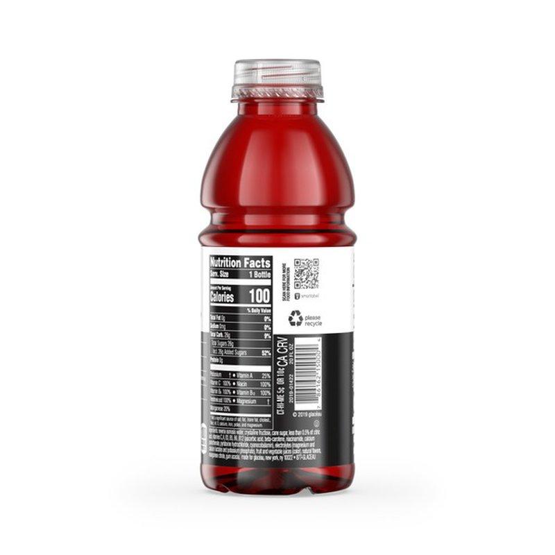 King Soopers - Vitaminwater XXX Acai-Blueberry-Pomegranate