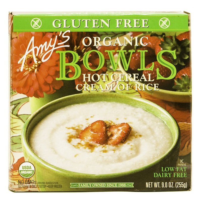 Amy's Kitchen Organic Cream of Rice Hot Cereal
