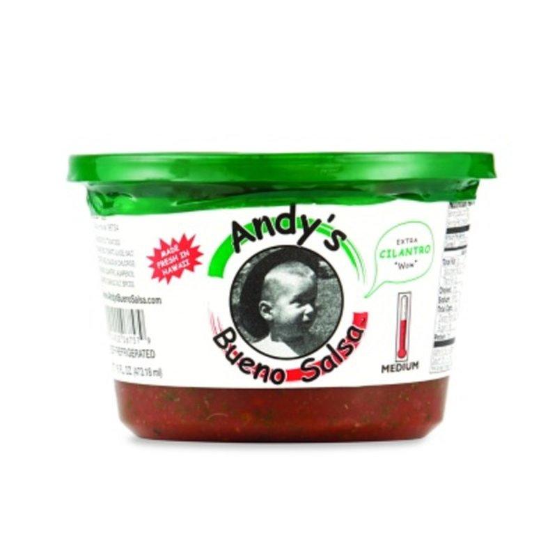 Andy's Bueno Cilantro Salsa