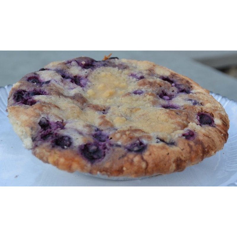 Graul's Blueberry Cobbler