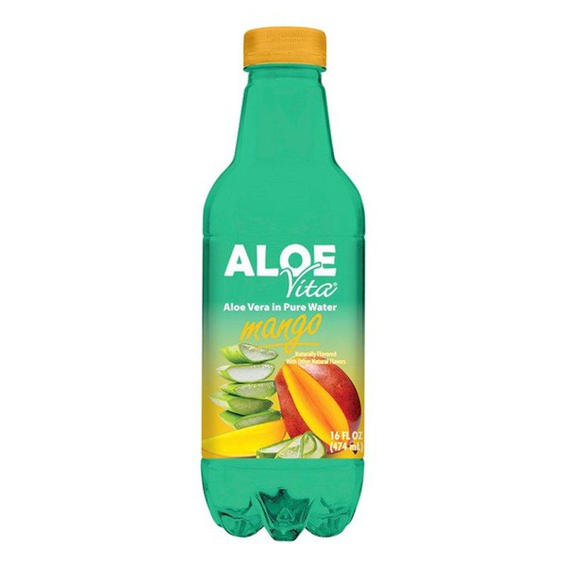 AloeVita Mango Aloe Water