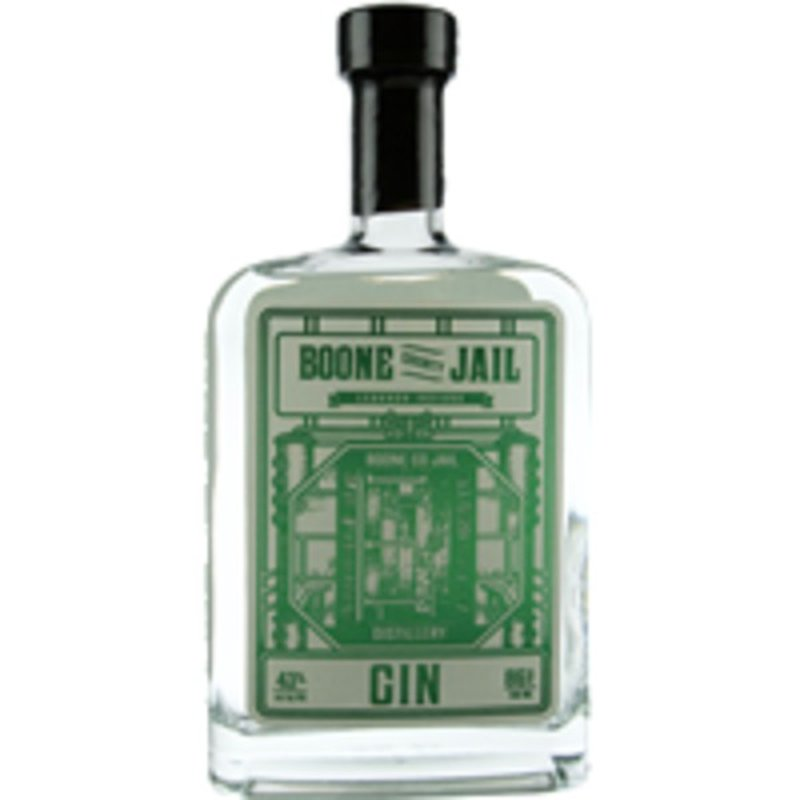 Boone Jail County Distillery Gin