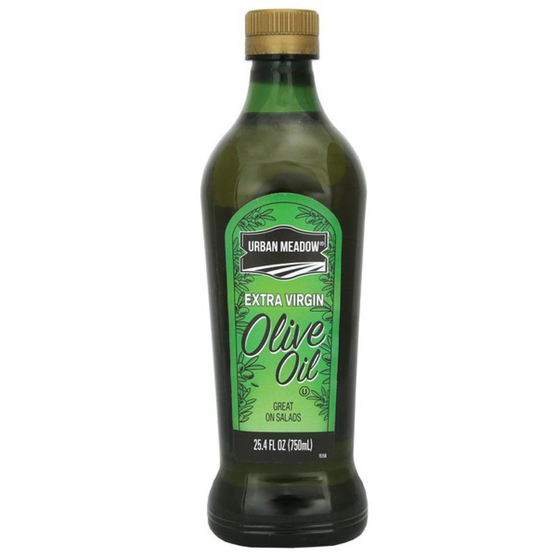 Urban Meadow Extra Virgin Olive Oil