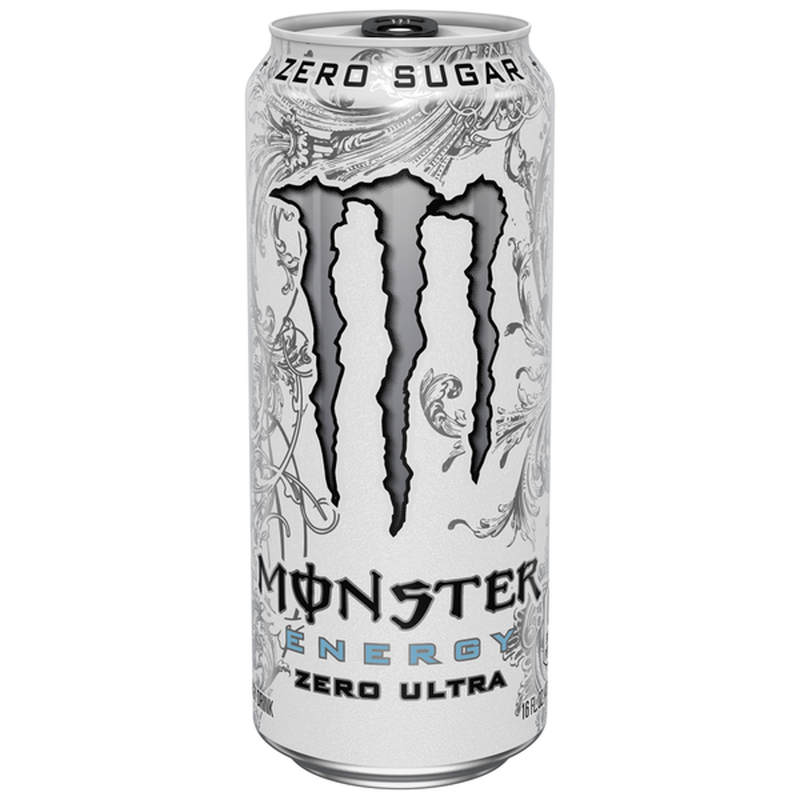 Monster Energy Zero Ultra 16 Fl Oz Instacart