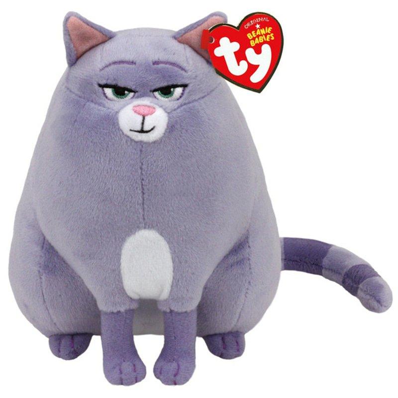 Ty Beanie Babies Chloe Plush Cat Plush Toy