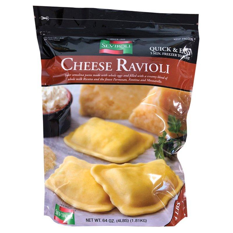 Seviroli Four Cheese Ravioli