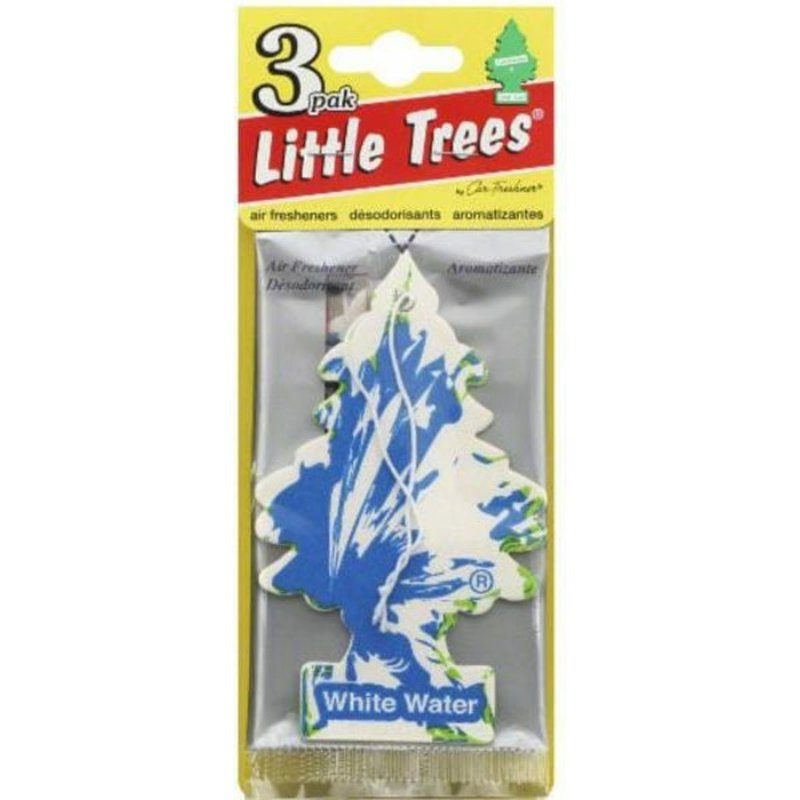 Little Trees Air Fresheners, White Water