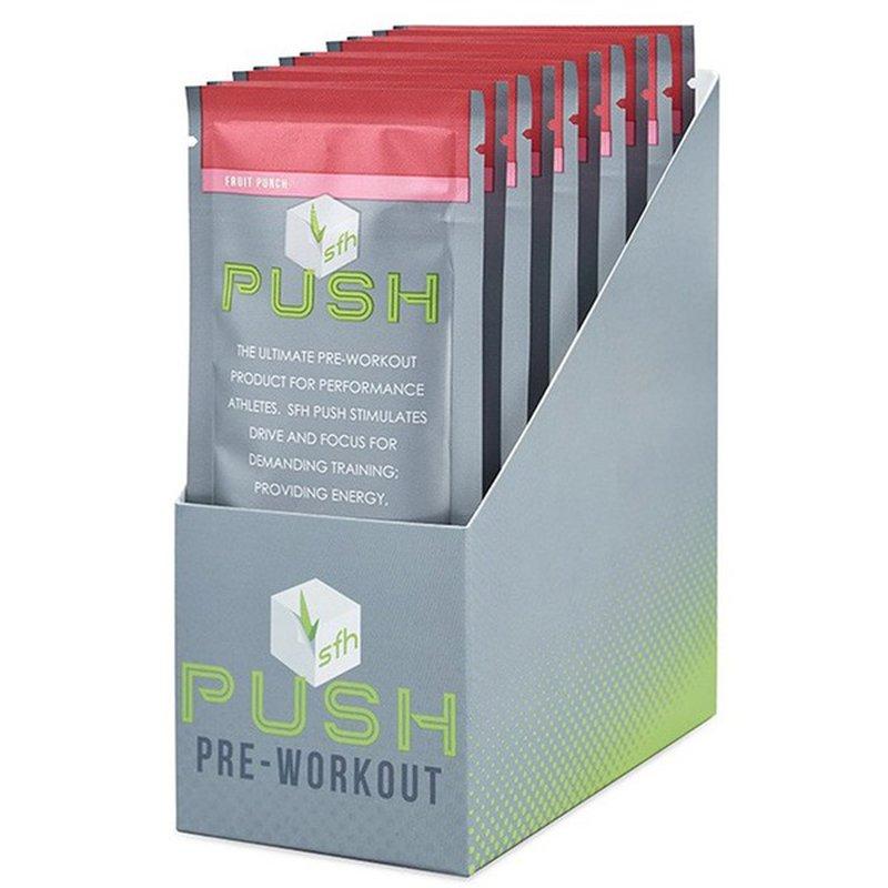 SFH Push Pre Workout Fruit Punch