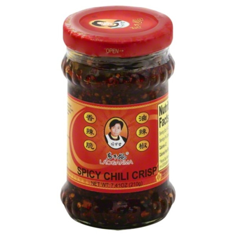 Laoganma Spicy Chili Crisp