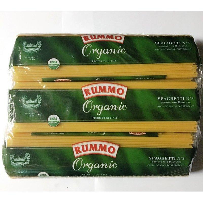 Organic Spaghetti 6/1 Lb