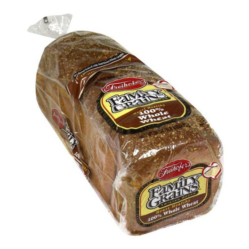 Freih 100% Whole Wheat Bread
