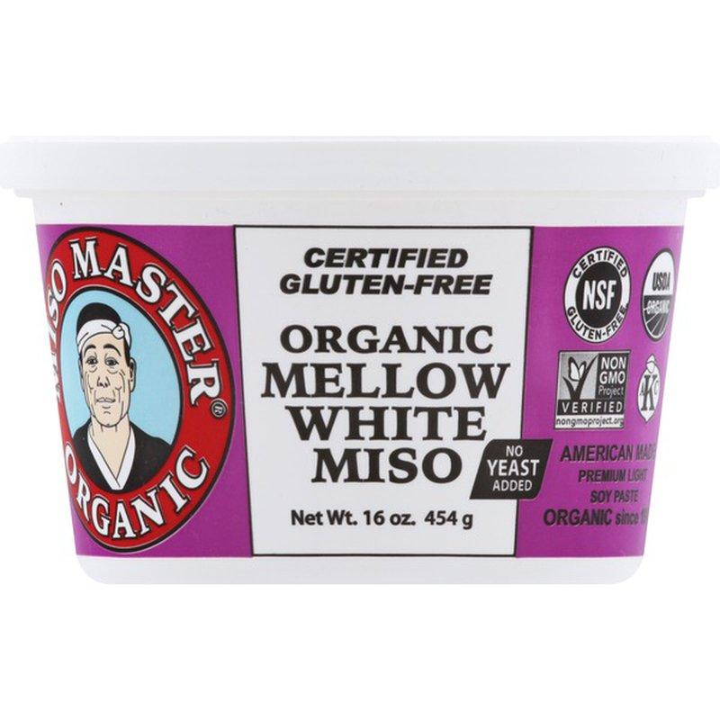 Miso Master White Miso, Mellow