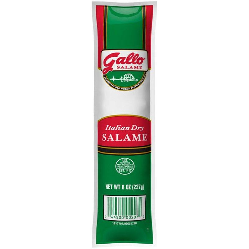 Gallo Salame Italian Dry Salame