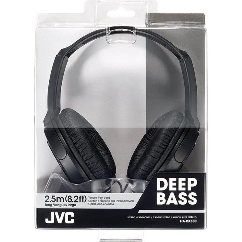 JVC Black Full Headphones
