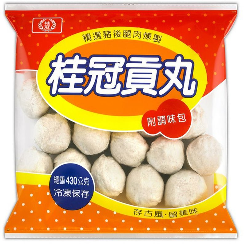 Laurel's Fish Ball With Roe