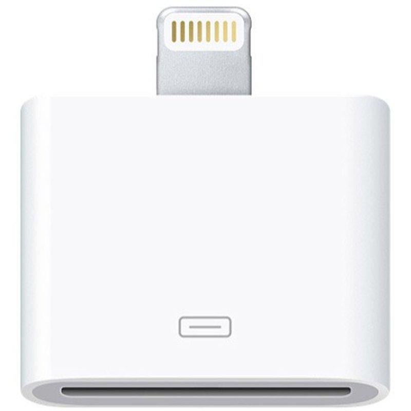 Apple iPad / iPhone / iPod audio / charging / data adapter - M Apple Lightning to F Apple Dock connector