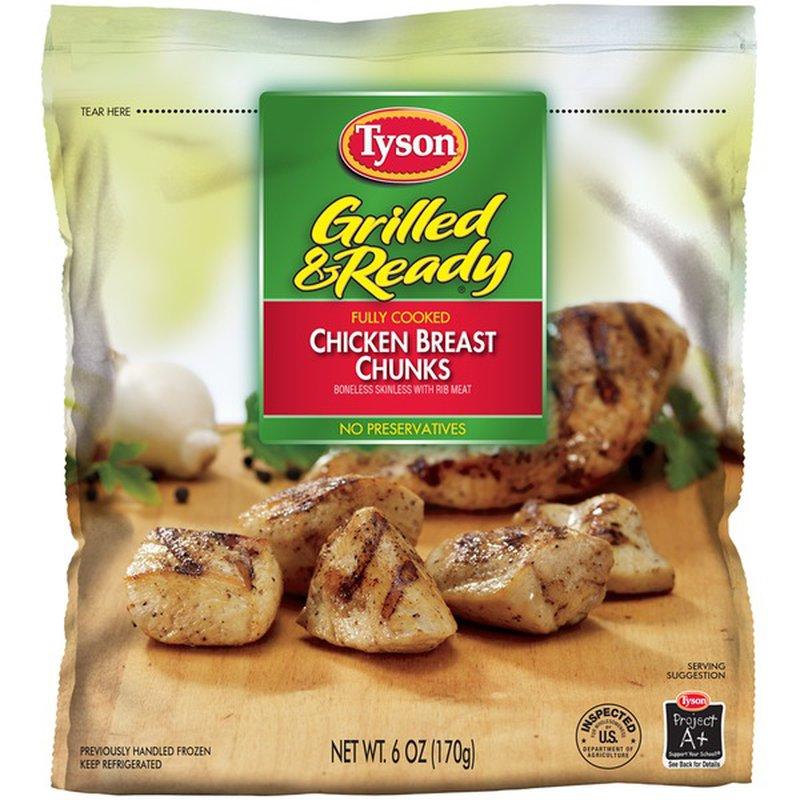 Chicken breast 6 oz. double fresh boneless skinless