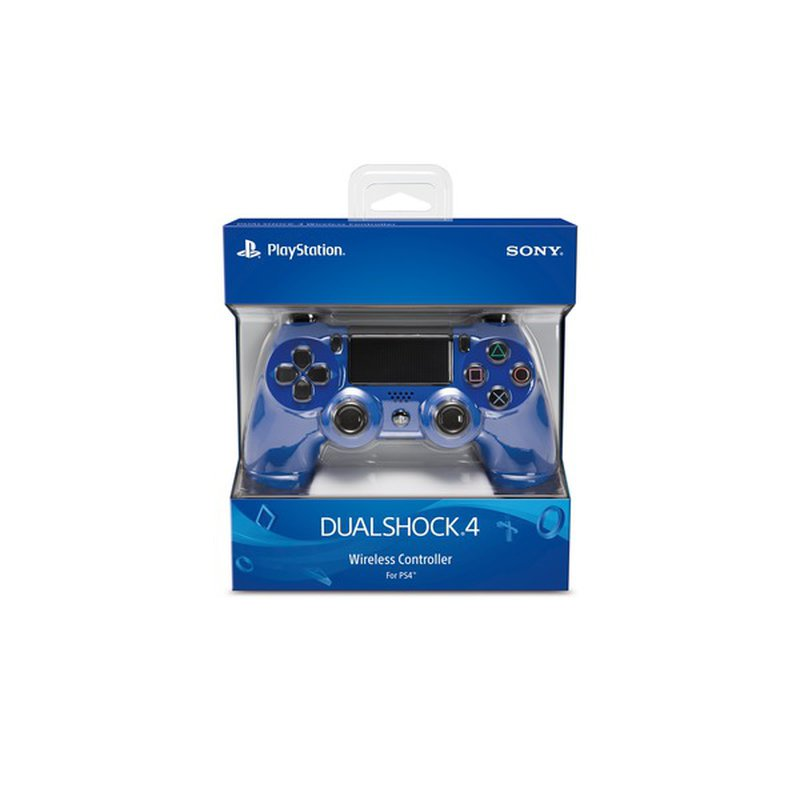 Sony Computer Entertainment Dual Shock 4 Wireless Controller Blue For Playstation 4